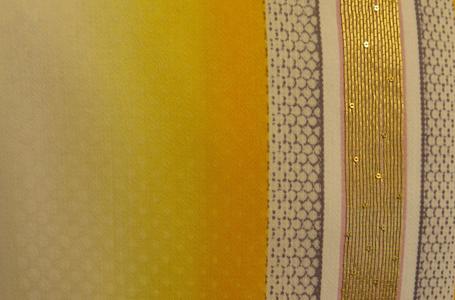 Detalje af Jægersborg Kirkes gyldne hagel